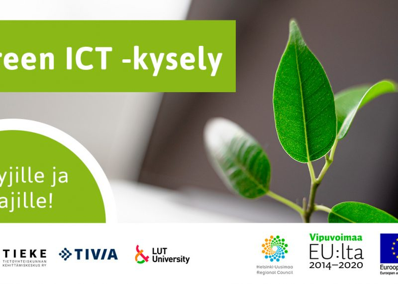 Green ICT -kysely